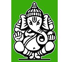 Ganesh Ganesa Ganapati 4 (2 colors) Photographic Print