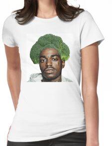 Kodak Black Broccoli Head Womens Fitted T-Shirt