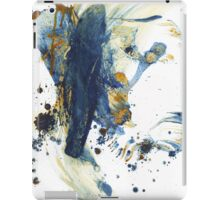Oil and Water #125 iPad Case/Skin