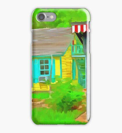 Cook Shack  iPhone Case/Skin