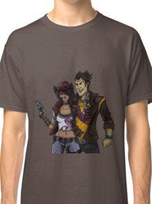 Jack and Nisha Classic T-Shirt