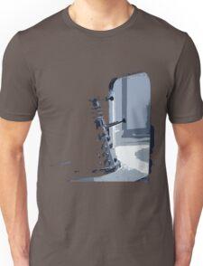 Dalek in the Wings Unisex T-Shirt