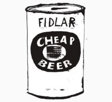 Fidlar Cheap Beer by soaringpandhat