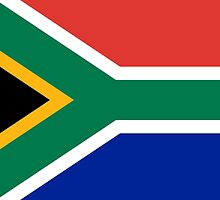 South Africa - Standard by solnoirstudios