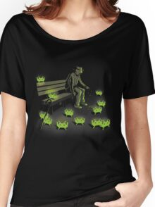 Feeding The Pixels Women's Relaxed Fit T-Shirt