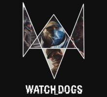 Watch Dogs by Woodysoapbar