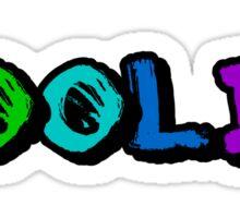 Boolin' Sticker
