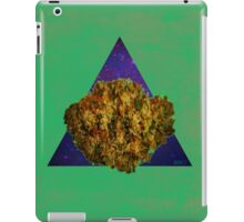 Kush Triangle iPad Case/Skin