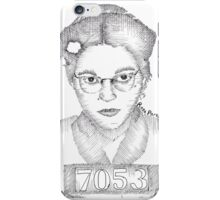 Rosa Parks iPhone Case/Skin