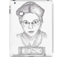 Rosa Parks iPad Case/Skin