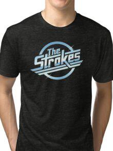 The Strokes V2 Tri-blend T-Shirt