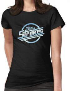 The Strokes V2 Womens Fitted T-Shirt