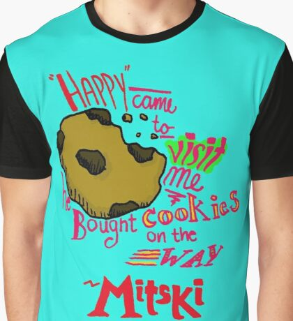 Happy Graphic T-Shirt