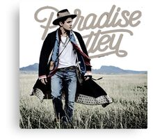 JOHN MAYER PARADISE VALLEY Canvas Print