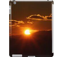 Partial Solar Eclipse iPad Case/Skin