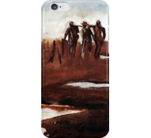VICTORY IS A STATE OF MIND iPhone Case/Skin