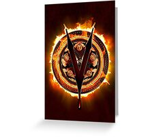 Vincent's Emblem - Fright Night (Card) Greeting Card