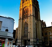 Wills Memorial Building, Bristol by Liam O'Reilly