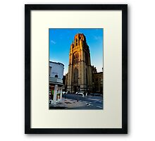 Wills Memorial Building, Bristol Framed Print
