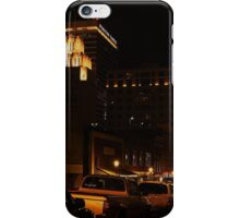 City at Night iPhone Case/Skin