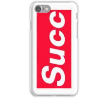 OFFICIAL SUCC PHONE CASE | MEMES WORLDWIDE EXCLUSIVE iPhone Case/Skin