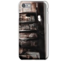 Blafard woman in the shadow iPhone Case/Skin