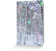 Fairy Forest Greeting Card