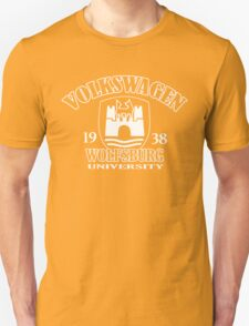 WOLFSBURG UNIVERSITY - 1 T-Shirt