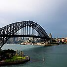The Harbour Bridge by Evita