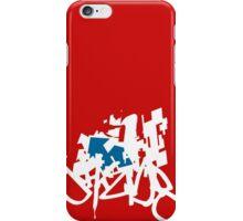 Shakkazombie - Graff iPhone Case/Skin