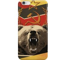 Respect the Bear iPhone Case/Skin