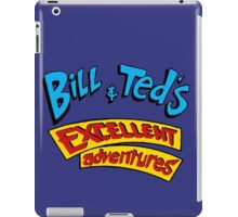 Bill and Ted - Logo iPad Case/Skin