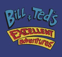 Bill and Ted - Logo T-Shirt