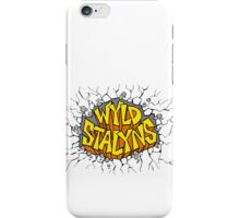 Bill and Ted - Wyld Stalyns - Logo iPhone Case/Skin