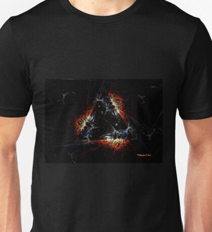 Trifecta (best viewed full screen) Unisex T-Shirt