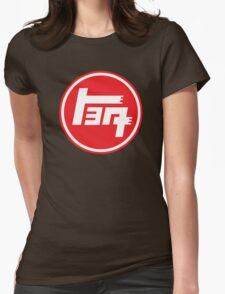 Retro Japan Toyota Womens Fitted T-Shirt