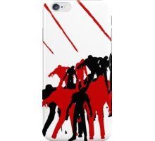zombies 2 iPhone Case/Skin