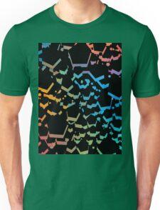 5 blok Unisex T-Shirt