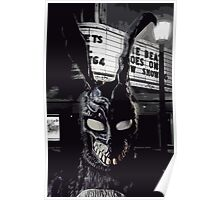 Frank The Bunny Poster
