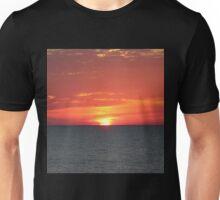 The Falling Sun Unisex T-Shirt