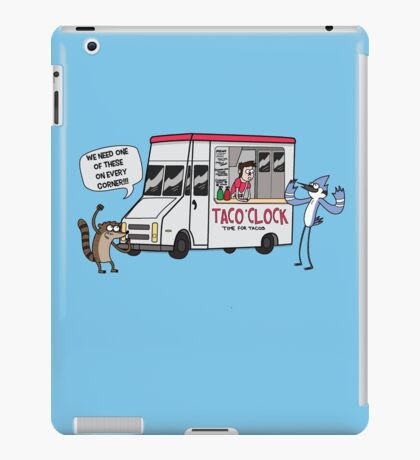 A Taco Truck On Every Corner!! iPad Case/Skin