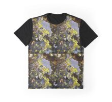 Water Lace Graphic T-Shirt