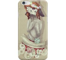 Stop Being So Cute! iPhone Case/Skin