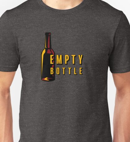 Empty Bottle Unisex T-Shirt