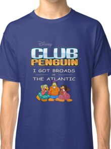 Club Penguin Panda / Broads in Atlanta  Classic T-Shirt