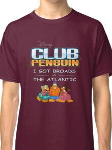 Club Penguin Panda / Broads in Atlanta  Classic T-Shirt