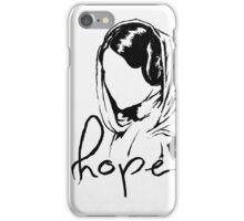 """Princess Leia """"hope"""" iPhone Case/Skin"""