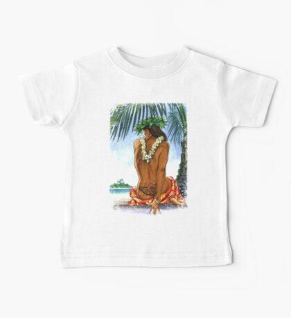 Aloha Girl Baby Tee
