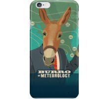 Burro of Meteorology iPhone Case/Skin