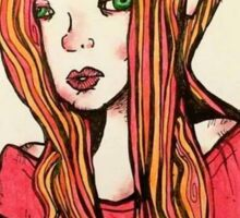 Kin of Magdalene Sticker